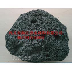 火山岩滤料厂家能耗低,不跑料的火山岩滤料图片