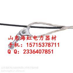 铝包钢ADSS、OPGW光缆用耐张线夹量大特价图片