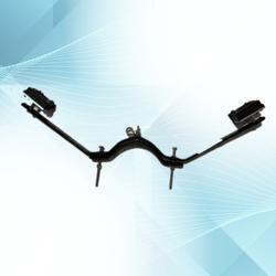 光缆绝缘抱箍-厂家热卖绝缘抱箍多向自承式光缆绝缘图片