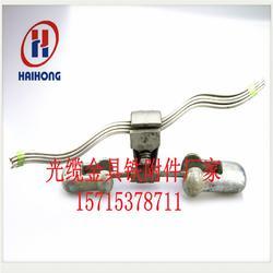 VSD预绞丝式导线防震锤、预绞丝式防震锤厂家图片