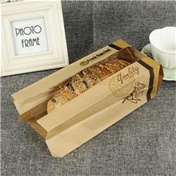 鑫顺源包装(图),烘焙面包纸袋厂家,黄浦区面包纸袋图片