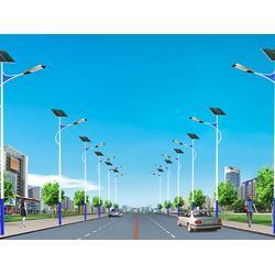 LED太阳能路灯-太阳能路灯-乾广照明图片