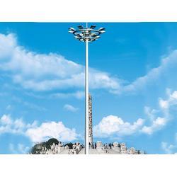 30米高杆灯灯杆,乾广照明路灯生产厂家,高杆灯图片