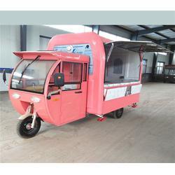 山东电动三轮餐车-香满屋餐车(在线咨询)电动三轮餐车直销图片