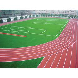 塑胶跑道|方康体育|400米塑胶跑道尺寸图片