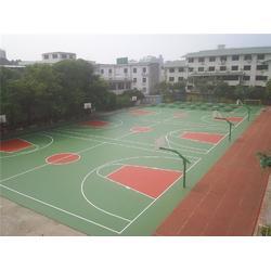 篮球场场地标准尺寸|方康体育(在线咨询)|篮球场图片