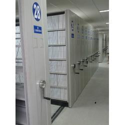 内蒙智能电动档案密集柜-双都实业图片