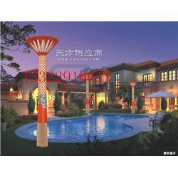 独假别墅泳池边超亮景观灯庭院灯 户外防水不锈钢景观灯厂家批量生产图片
