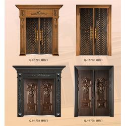 铸铝门、千金工贸材质优良、铸铝门诚博娱乐图片