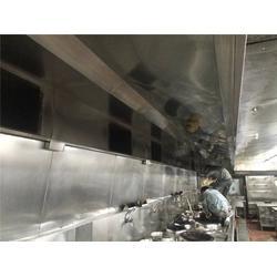 厨房通风排烟管道-享丰暖通图片