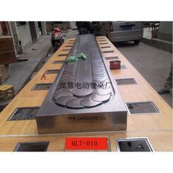回转寿司加盟店排行设备厂家直销、1元旋转小火锅设备哪里卖工厂直销图片