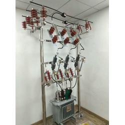 YH5WZ2 -35KV 氧化锌避雷器 高压避雷器图片
