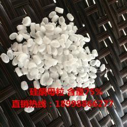 高含量PP載體硅酮母粒 改性塑料PP爽滑母粒 提高流動性圖片