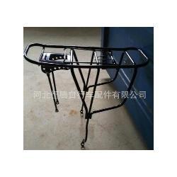 自行车双焊点焊接后货架图片