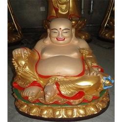 弥勒佛 大型佛像雕塑 弥勒佛传奇图片