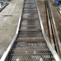 不锈钢网带输送机多少钱-不锈钢网带输送机-力能机械厂家直销图片