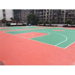 pvc球场地面施工顺序,宇硕体育(在线咨询),球场地面图片