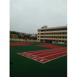 球场地面材料、球场地面、宇硕体育(查看)图片