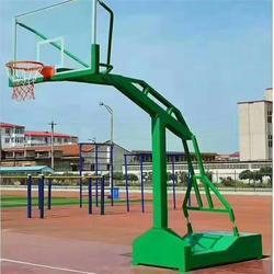 电动液压篮球架,篮球架,宇硕体育(查看)图片