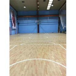 悬浮拼装球场地面、球场地面、宇硕体育图片