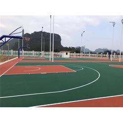 丙烯酸球场地面、宇硕体育(在线咨询)、球场地面图片