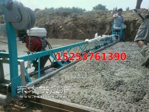 框架式混凝土摊铺机 标节式水泥路面整平机图图片