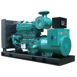 低噪音柴油发电机组,百发豪杰,广西柴油发电图片