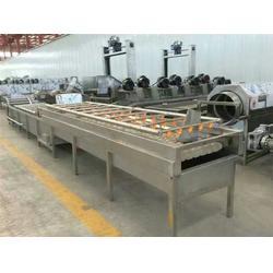 诸城欧工机械(图)|油菜清洗流水线规格|白山油菜清洗流水线图片