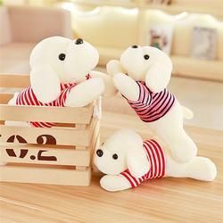 毛绒玩具狗、毛绒玩具狗、海通工艺(查看)图片