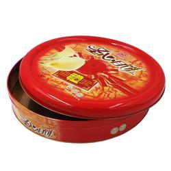 清远方形月饼铁盒-方形月饼铁盒包装盒-铭盛制罐图片