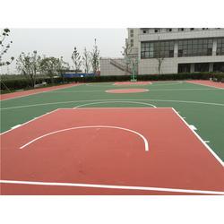 中江体育(图)_常熟硅PU篮球场_硅PU篮球场图片
