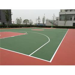 篮球场|塑胶篮球场维修|中江体育(优质商家)图片