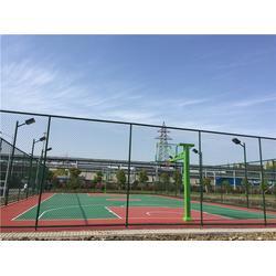 丙烯酸篮球场|丙烯酸篮球场厂家|中江体育(优质商家)图片