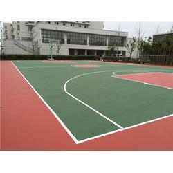苏州塑胶篮球场造价,中江体育,塑胶篮球场造价图片