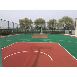丙烯酸篮球场|常熟丙烯酸篮球场|中江体育(优质商家)图片