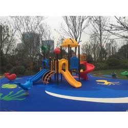 橡胶地垫,中江体育,幼儿园橡胶地垫铺设图片