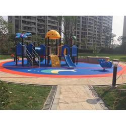 中江体育 幼儿园橡胶地垫图片