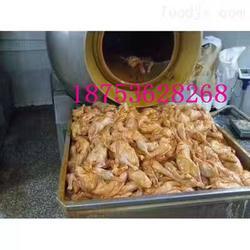 鸡排鸡柳腌渍机 整鸡入味机 真空滚揉机厂家直销200型图片