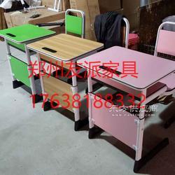 豪华课桌椅家具生产总代直销图片