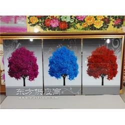 推拉液压电表箱画 背景墙三联画供应商图片