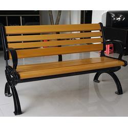 塑木休闲椅-泉景轩木制品-伊春休闲椅图片