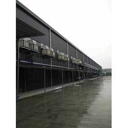 工业蒸发式冷风机,上海冷风机,苏州夏威宜环保图片