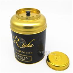 茶叶铁盒|铭盛制罐厂家定制|茶叶铁盒代理商图片