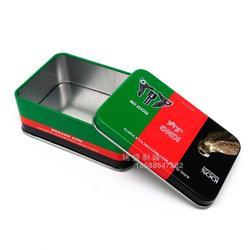 彩印平身带锁铁盒商家、带锁铁盒、铭盛制罐铁盒定制图片