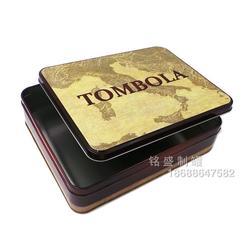 铭盛制罐礼品铁盒(多图)、凹印礼品铁盒、礼品铁盒图片