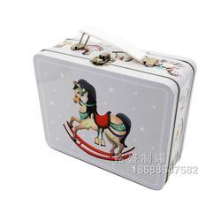 铭盛制罐公道、铁盒包装、手提铁盒包装图片