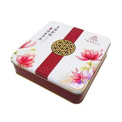 方形月饼铁盒供应商,月饼铁盒,铭盛制罐赢在服务图片