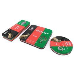 包装铁盒定制|铭盛制罐专业定制|心形包装铁盒定制图片