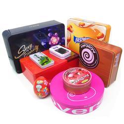 月饼铁盒制造商、月饼铁盒、铭盛制罐环保实用图片