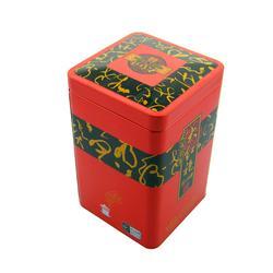 茶叶罐,铭盛制罐,磨砂茶叶罐供应商图片